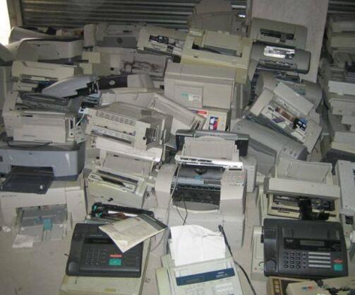 上海打印机回收公司